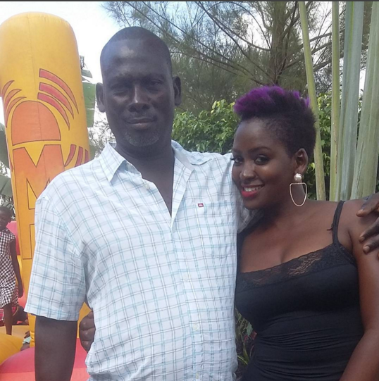 The vaccinated people should not be locked down – Winnie Nwagi's dad advises Museveni