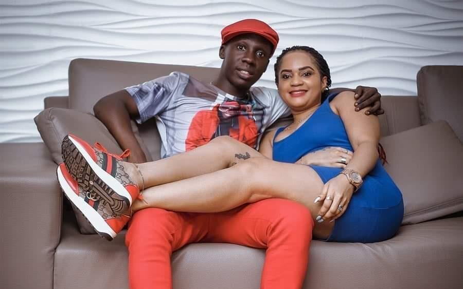 Douglas Lwanga's fiancee Lindah Lisa speaks out on age criticism