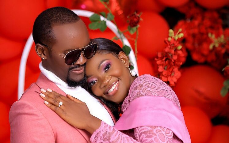 TAKEN! Precious Remmie treated to surprise ENGAGEMENT party (Photos)